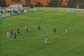 JPB2JP: Campinense garante vaga nas semifinais da Copa do Nordeste - Time empatou com o Sport.
