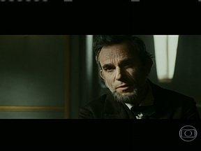 """Filme sobre história americana lidera indicações ao Oscar - O filme """"Lincoln"""", que recebeu o maior número de indicações ao Oscar, tem como figura central um dos maiores personagens da história americana."""