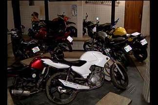 Em Ananindeua, donos de motos estão com medo - É cada vez maior o número de roubos desse tipo de veículo na cidade.