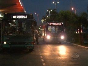 Reunião define novos horários de ônibus em Florianópols - Reunião define novos horários de ônibus em Florianópols