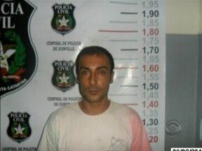 Bebê de oito meses, agredido por padrasto, segue internado em hospital em Joinville - Bebê de oito meses, agredido por padrasto, segue internado em hospital em Joinville