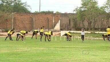 ASA treina forte para a partida contra o Ceará - Jogo decisivo será domingo, às 16h, em Arapiraca