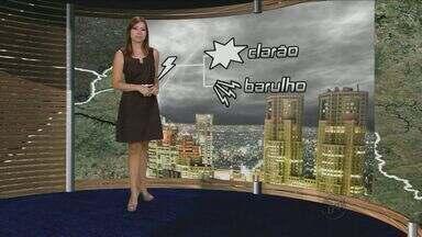 Confira a previsão do tempo desta quarta-feira (20) para São Carlos e região - Confira a previsão do tempo desta quarta-feira (20) para São Carlos e região.