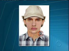 E a polícia faz o retrato falado do homem que teria atirado no ex-prefeito - O atirador seria jovem.