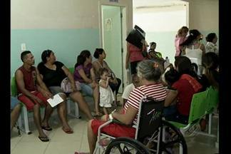 Pacientes reclamam da falta de leitos em hospital de Castanhal - Pacientes reclamam da falta de leitos em hospital de Castanhal.