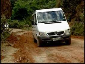 Estrada que dá acesso à Serra dos Cocais está em obra - O objetivo é melhorar a circulação dos motoristas.