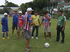 Atletas se preparam para o Campeoanto Amazonense Máster - Atletas se preparam para o Campeoanto Amazonense Máster, que começa neste sábado (23).