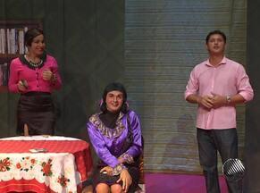 Confira os destaques da Agenda Cultural para este fim de semana - Um dos destaques é a peça 'Jingle Bells' no teatro Sesc, na Casa do Comércio.