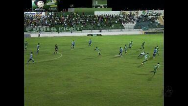 Icasa vence Crato por 1 a 0 - Vitória do Verdão do Cariri sobre o Azulão da Princesa foi polêmica.