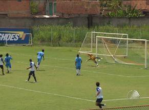 Técnico Jorginho testa novidades no amistoso do Bahia contra o Atlântico - Tricolor venceu por 7 a 0 a partida.