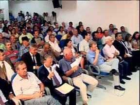 Começam as discussões sobre o aumento das passagens de ônibus em Curitiba - E já teve bate boca na primeira audiência pública marcada pela prefeitura.