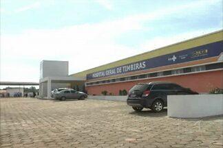Inaugurado Hospital Geral de Timbiras - Cerimônia aconteceu nesta sexta (22), na cidade localizada a 318 quilômetros da capital.