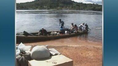Município de Apuí, no interior do Amazonas, decreta emergência devido à cheia - As aulas no município foram suspensas.