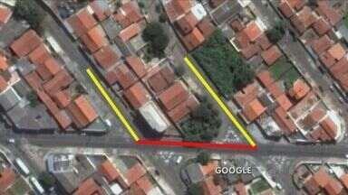 Pedestres e motoristas de Campinas devem ficar atentos para as ruas interditadas - Pedestres e motoristas de Campinas devem ficar atentos para as ruas interditadas em pontos diferentes da cidade.