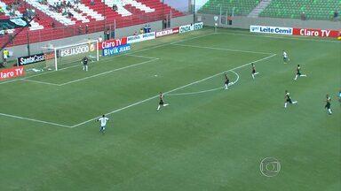 América-MG conquista primeira vitória no Campeonato Mineiro - Time venceu a Caldense por 1X0.