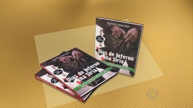 Jornalista lança livro no Recife contando experiência na Síria - O Lançamento será às sete da noite, no auditório G2 da Universidade Católica, no bairro da Boa Vista.