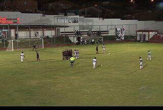 River Plate e Itabaiana ficam no 0 a 0 - Jogo aconteceu no Fernando França, em Carmópolis.