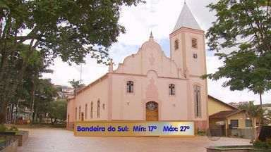 Confira a previsão do tempo para esta segunda-feira (25) no Sul de Minas - Confira a previsão do tempo para esta segunda-feira (25) no Sul de Minas