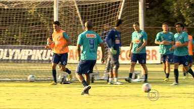 Cruzeiro joga contra Tombense no próximo sábado - Dois atacantes estão quase prontos para serem opções para partida.