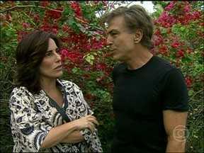 Gloria e Riccelli relembram Vale Tudo e dizem que trama era moderna - Dupla viveu casal sem escrúpulos na novela