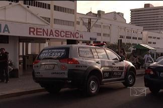 Técnico morre fazendo reparos em elevador de universidade de São Luís - Na tarde de ontem (28) um técnico que fazia reparos em um elevador do Uniceuma I, no Renascença, sofreu uma descarga elétrica e faleceu.