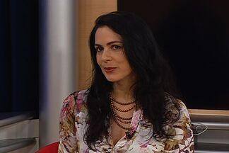Ministério Público do ES fala sobre ações para melhorar a educação no estado - Promotora de Justiça e dirigente do Centro de Apoio de Políticas da Educação, Fabíula de Paula Secchin, deu entrevista ao vivo.