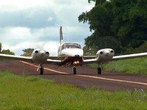 Aeródromos regionais receberam recursos do Governo Federal - O Governo Federal liberou recursos para a construção e adequação de mais de 250 aeródromos regionais no país. E Tangará da Serra está nesta lista.