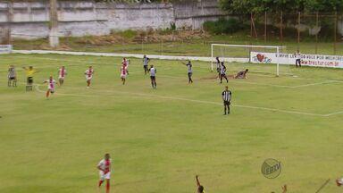 Tricordiano venceu o Democrata em casa por 1 a 0 no Módulo 2 do Campeonato Mineiro - Tricordiano venceu o Democrata em casa por 1 a 0 no Módulo 2 do Campeonato Mineiro
