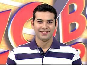 Globo Esporte - TV Integração - 01/03/2013 - Veja as notícias do esporte do programa regional da Tv Integração