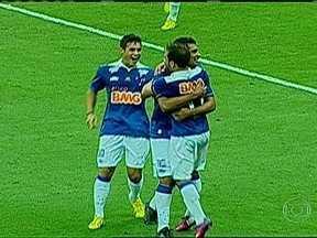 Gols pelos estaduais: Cruzeiro vence o Tombense e Atlético-PR bate o Operário - Em Minas Gerais, equipe cruzeirense conseguiu a vitória graças a jogadores que saíram do banco de reservas.