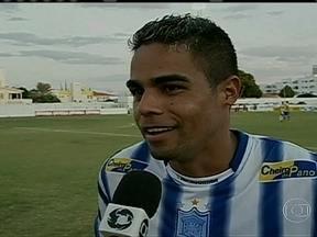 Artilheiro Musical do fim de semana vem do Nordeste - O artilheiro musical do domingo é o Paulo Kraus do Ypiranga, que fez três gols na vitória sobre o Petrolina por 3 a 2.