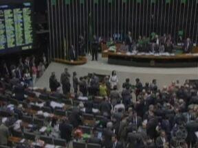 Congresso derruba veto da Presidente Dilma sobre royalties de petróleo - Congresso derruba veto da Presidente Dilma sobre royalties de petróleo