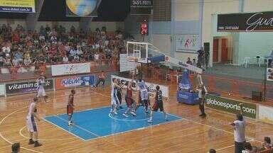 Equipe do basquete masculino de Limeira recebeu o Brasília na quinta-feira (7) - A equipe masculina do basquete de Limeira recebeu na quinta-feira (7) o Brasília e perdeu por 80 a 77.