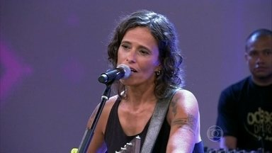 Zélia Duncan canta 'Tua Boca' - Música é do compositor Itamar Assunção