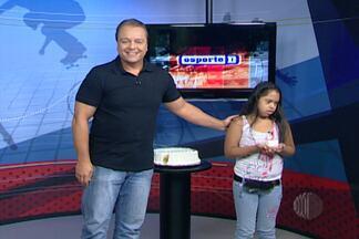 Íntegra Esporte D - 08/03/2013 - O programa desta sexta-feira fez uma homenagem aos dez anos do Esporte D.