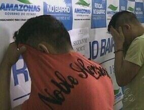 Operação prende duas pessoas suspeitas de tráfico em Manaus - Ação foi realizada pela Polícia Civil na Zona Norte da cidade