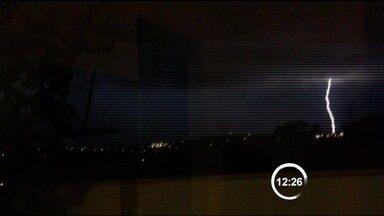 Veja como fica o tempo no fim de semana - Meteorologista Giovanni Dolif, do Cptec/Inpe de Cachoeira Paulista, fala como será o clima no fim de semana.