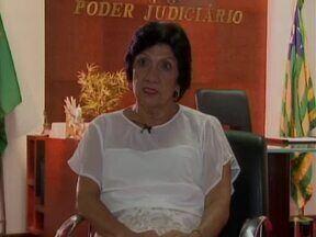 Na série Mulheres de hoje a história da desembargadora Eulália Pinheiro - Na série Mulheres de hoje a história da desembargadora Eulália Pinheiro