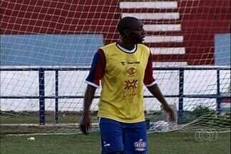 Amaral é dispensado do Itumbiara após atuar apenas uma vez - Saída do volante foi pedido do técnico Nedo Xavier, que estreou na última rodada.