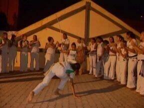 Acontece em Teresina o III Intercâmbio Cultural Feminino de Capoeira - Acontece em Teresina o III Intercâmbio Cultural Feminino de Capoeira