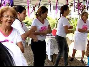 Mulheres são homenageadas e recebem serviços em Uberaba, MG - Associação Comercial fez evento específico para mulheres.