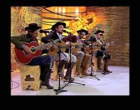 Confira três músicas extras, que não vão ao ar no Galpão Crioulo deste domingo (10) - Programa vai reunir três estilos distintos do tradicionalismo gaúcho.