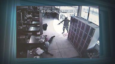 Vigia é baleado em supermercado de São Vicente, SP - Um vigia de supermercado foi baleado nesta sexta-feira (8), em São Vicente, no litoral de São Paulo.