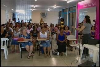 Dia Internacional da Mulher foi marcado por vário eventos - Nesta sexta-feira (8) na região do Alto Tietê o Dia Internacional da Mulher foi comemorado com vários eventos. Saúde e beleza foram oferecidos entre as atividades.