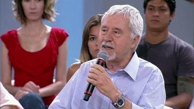Luiz Paulo Horta diz que novo conclave é muito aberto - Escritor acredita em Igreja mais moderna