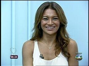 Ana Maria anuncia sua convidada para o café da manhã: a atriz Dira Paes - Atriz vai falar sobre Lucimar, sua personagem em Salve Jorge