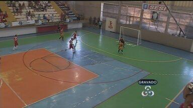 Começa nesta quinta-feira a Copa TV Amazonas de Futsal - Equipes já estão preparadas para a disputa