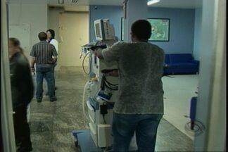 Hospitais públicos de Joinville recebem investimentos - São José ganhará novo heliponto e Hans Dieter Schmidt novos equipamentos.