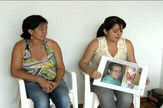 Dois homens filmados agredindo jovem desaparecida são identificados, em Goiás - Vídeo mostra quando suspeitos agridem e levam vítima, em Anápolis, GO.Mãe reza para encontrar filha; polícia descarta sequestro e fala em execução.