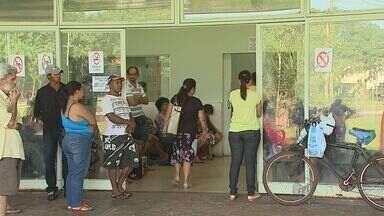 Funcionários de postos de saúde de Ribeirão Preto, SP, querem mais segurança - Profissionais denunciam frequentes furtos de equipamentos de trabalho dentro das unidades.